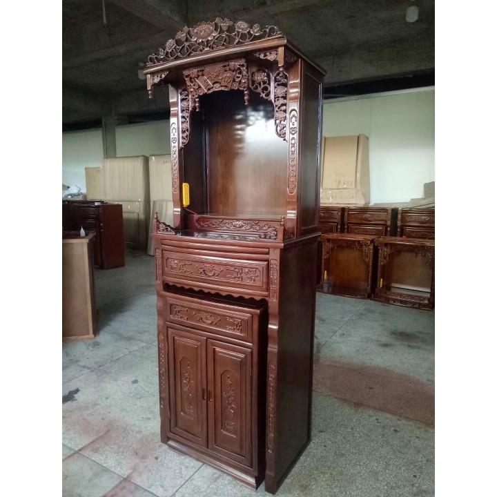 68格木套柜