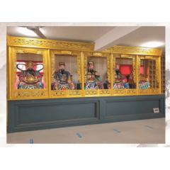 佛心阁红木神楼家具厂5